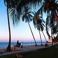 Batu Ferringhi beach, Penang, Malaysia.<br /> <br /> Photo: Ahmad Yusni