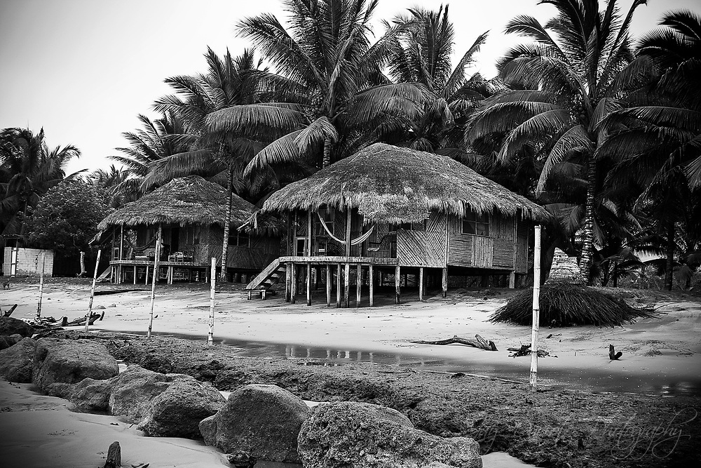 Beachfront living in Mompiche, Ecaudor