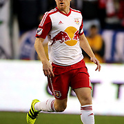 HARRISON, NEW JERSEY- November 06:  Dax McCarty #11 of New York Red Bulls in action during the New York Red Bulls Vs Montreal Impact MLS playoff match at Red Bull Arena, Harrison, New Jersey on November 06, 2016 in Harrison, New Jersey. (Photo by Tim Clayton/Corbis via Getty Images)