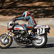 Former AMA Pro Superbike racer Thad Wolff at Laguna Seca. Monterey, CA   Motorcyclist Magazine