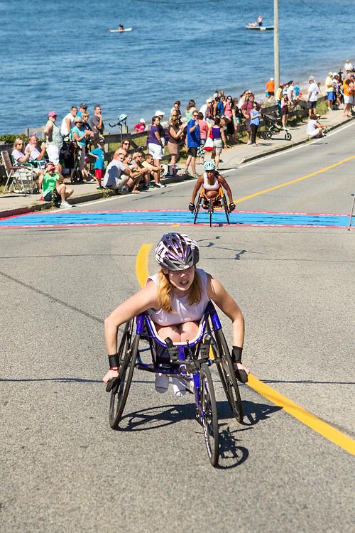 41st Falmouth Road Race: Chelsea Crytzer