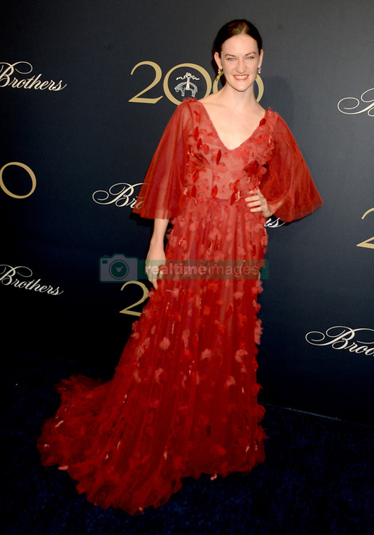 Megan LeCrone attending Brooks Brothers Bicentennial Celebration At Jazz At Lincoln Center, New York City, NY, USA, on April 25, 2018. Photo by Dennis Van Tine/ABACAPRESS.COM