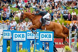 Goldstein Danielle, ISR, Lizziemary<br /> CSI5* Global Champion Tour of Berlin 2017<br /> © Hippo Foto - Dirk Caremans