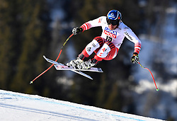 02.03.2019, Olympiabakken, Kvitfjell, NOR, FIS Weltcup Ski Alpin, Abfahrt, Herren, im Bild Matthias Mayer AUT // Matthias Mayer AUT in action during his run in the men's Downhill of FIS ski alpine world cup. Olympiabakken in Kvitfjell, Norway on 2019/03/02. EXPA Pictures © 2019, PhotoCredit: EXPA/ SM<br /> <br /> *****ATTENTION - OUT of GER*****