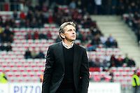 Claude PUEL - 04.04.2015 - Nice / Evian Thonon - 31eme journee de Ligue 1<br />