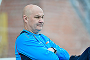 Eastleigh manager, Richard Hill  during the Vanarama National League match between Eastleigh and Wrexham FC at Arena Stadium, Eastleigh, United Kingdom on 29 April 2017. Photo by Adam Rivers.