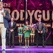 NLD/Utrecht/20160914 - The Bodyguard 1 jarig bestaan, Albert Verlinde en cast