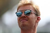 Nico Rosberg  - Mercedes -  Monza 04.09.2016 - Formula 1 Gran Premio d'Italia - Gara