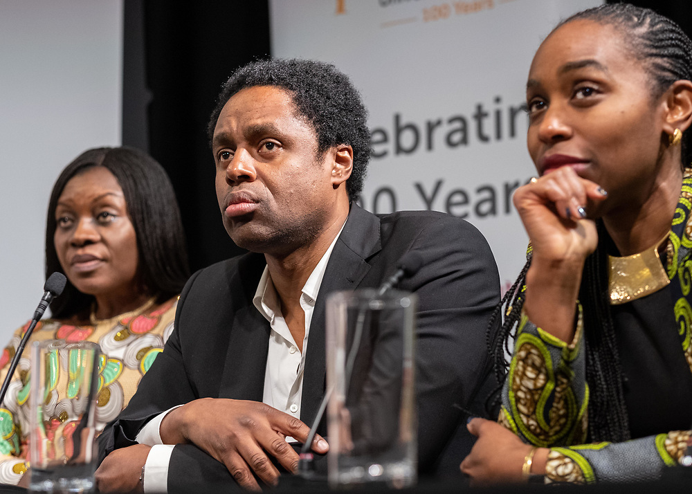 "On March 4th 2020 in partnership with the SOAS University of London, the Royal African Society, the African Foundation for Development (AFFORD), and the MIT Legatum Center for Development and Entrepreneurship, the IE Africa Center will be hosting the fourth edition of its flagship event, African Solutions, Global Challenges in London, entitled ""The Role of the Diaspora"". Delivered through a series of TED talk style presentations, this event will focus on the ways in which African executives and entrepreneurs in the diaspora are shaping the continent's economic and cultural future through investment, technology and art. London, 4th March, 2020. (Photos/Ivan Gonzalez)"