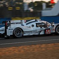At Le Mans 24H, 2014