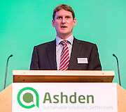Monodraught LtdCOOL-PHASE®: Innovative ventilation and cooling system. Nick Hopper, Technical Director<br />  speaking at the Ashden conference, 2013. Royal Society, central London.