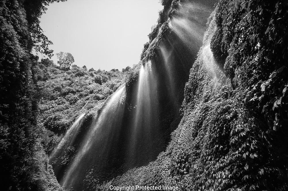 Madakaripura waterfall, Jawa Timur, Indonesia