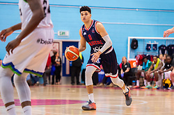 Tevin Falzon of Bristol Flyers - Photo mandatory by-line: Ryan Hiscott/JMP - 13/04/2019 - BASKETBALL - SGS Wise Arena - Bristol, England - Bristol Flyers v Manchester Giants - British Basketball League Championship
