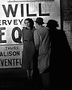 Couple in Peckham 1936