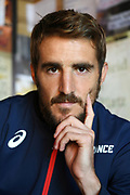 Portrait of Florian Carvalho during the European Championships 2018, at Club France in Berlin, Germany, Day -1, on August 5, 2018 - Photo Philippe Millereau / KMSP / ProSportsImages / DPPI