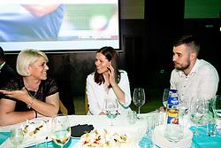 Sabina Vecko, Katica Skrinjar during Closing ceremony at Day 4 of 16th Slovenia Open - Thermana Lasko 2019 Table Tennis for the Disabled, on May 11, 2019, in Thermana Lasko, Lasko, Slovenia. Photo by Vid Ponikvar / Sportida