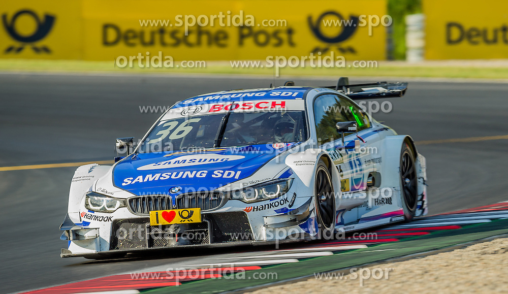 21.05.2016, Red Bull Ring, Spielberg, AUT, DTM Red Bull Ring, Rennen, im Bild Maxime Martin (BEL, BMW M4 DTM) // during the DTM Championships 2016 at the Red Bull Ring in Spielberg, Austria, 2016/05/21, EXPA Pictures © 2016, PhotoCredit: EXPA/ Dominik Angerer