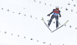 31.12.2015, Olympiaschanze, Garmisch Partenkirchen, GER, FIS Weltcup Ski Sprung, Vierschanzentournee, Training, im Bild Gregor Deschwanden (SUI) // Gregor Deschwanden of Switzerland during his Practice Jump for the Four Hills Tournament of FIS Ski Jumping World Cup at the Olympiaschanze, Garmisch Partenkirchen, Germany on 2015/12/31. EXPA Pictures © 2015, PhotoCredit: EXPA/ Jakob Gruber
