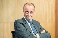18 JUN 2018, BERLIN/GERMANY:<br /> Friedrich Merz, Vorsitzender des Aufsichtsrates BlackRock Asset Management Deutschland AG, Veranstaltung Wirtschaftsforum der SPD: &quot;Finanzplatz Deutschland 2030 - Vision, Strategie, Massnahmen!&quot;, Haus der Commerzbank<br /> IMAGE: 20180618-01-154