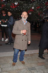 KEITH ALLEN at the opening of the 2012 Somerset House Ice Rink on 15th November 2012.
