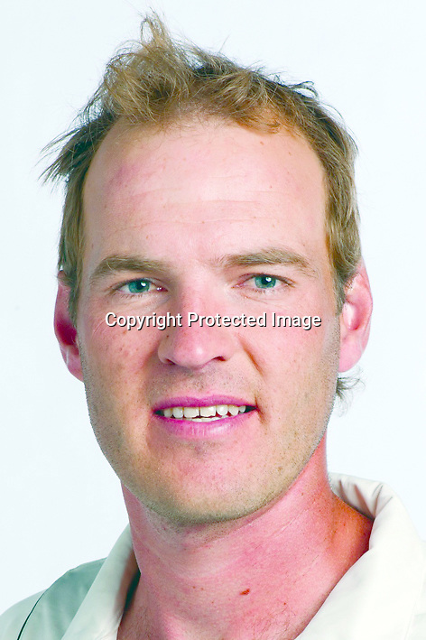Tim Mackintosh, New Zealand Black Caps cricket headshots. 2011/12 season. Photo: NZ Cricket
