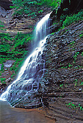 USA, West Virginia, Fayette County, Cathedral Falls