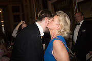 ALEXANDER SUSCENKO; ; PRINCESS OLGA ROMANOV OF RUSSIA  The 20th Russian Summer Ball, Lancaster House, Proceeds from the event will benefit The Romanov Fund for RussiaLondon. 20 June 2015