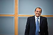 (Cambridge, MA - August 30, 2006)  -   Emad Shahin, Visiting Associate Professor of Government at Harvard University.  Staff Photo Justin Ide/Harvard News Office