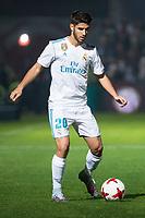 Real Madrid Marco Asensio during Copa del Rey match between Fuenlabrada and Real Madrid at Fernando Torres Stadium in Madrid, Spain. October 26, 2017. (ALTERPHOTOS/Borja B.Hojas)