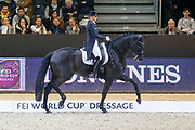 Dorothee Schneider on Sammy Davis Jr. during the Equestrian FEI World Cup Dressage Lyon 2017 on November 2, 2017 at Eurexpo Lyon in Chassieu, near Lyon, France - Photo Romain Biard / Isports / ProSportsImages / DPPI