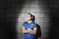 SYDNEY, AUSTRALIA - JULY 04:  (EDITORS NOTE: Image has been desaturated.) <br />Mark Bridge poses for a portrait during the A-League All Stars Player Announcement at ANZ Stadium on July 4, 2013 in Sydney, Australia.  (Photo by Marianna Massey/Getty Images)