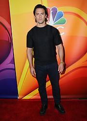 03 August  2017 - Beverly Hills, California - Milo Ventimiglia.  2017 NBC Summer TCA Press Tour  held at The Beverly Hilton Hotel - Radford in Studio City. Photo Credit: Birdie Thompson/AdMedia *** Please Use Credit from Credit Field ***