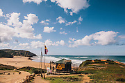 Surf lessons and rental at Amado beach, Western Algarve