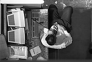 Nederland, Amsterdam, 15-6-1994Amsterdamse effectenbeurs.Foto: Flip Franssen/Hollandse Hoogte