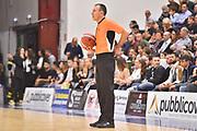 Carmelo Lo Guzzo<br /> Dinamo Banco di Sardegna Sassari  - Virtus Roma<br /> LegaBasket Serie A LBA 2019/2020<br /> Sassari 02/11/2019<br /> Foto Ciamillo-Castoria
