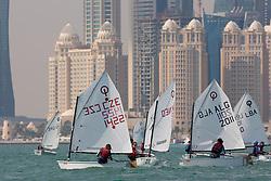Qatar Optimist Cup 2013