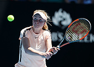 ELINA SVITOLINA (UKR)<br /> <br /> Tennis - Australian Open 2018 - Grand Slam / ATP / WTA -  Melbourne  Park - Melbourne - Victoria - Australia  - 17 January 2018.