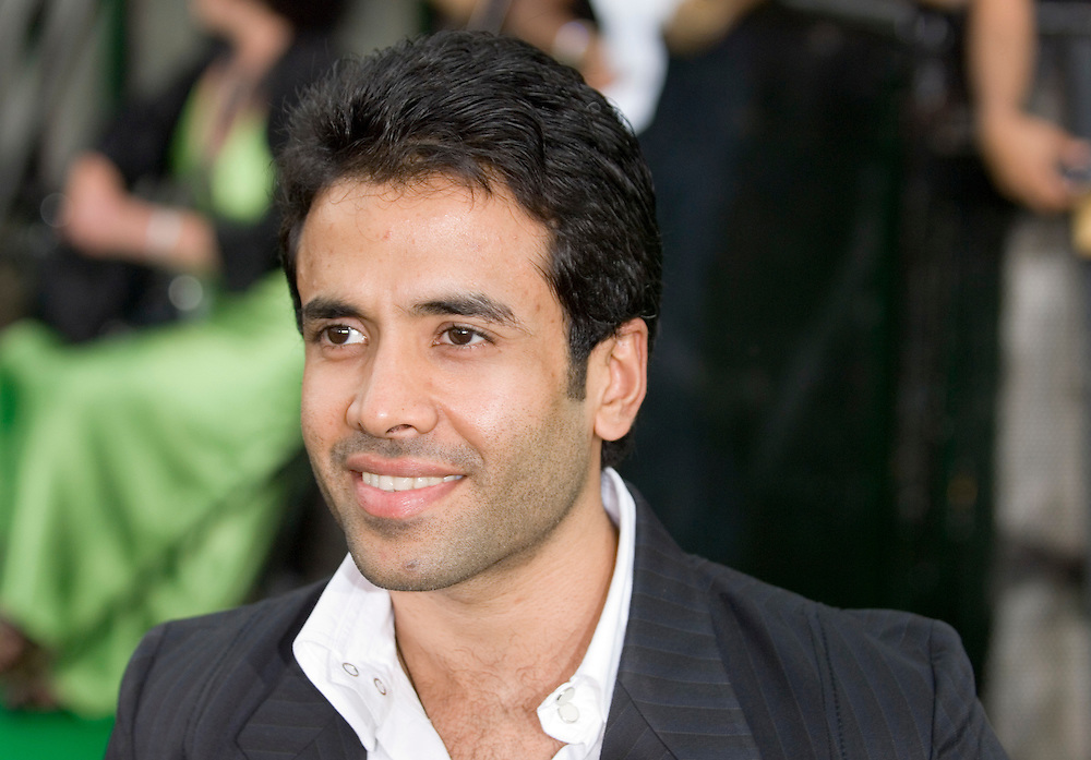 SHEFFIELD, UNITED KINGDOM - 9th June 2007: Bollywood actor Tushar Kapoor at International Indian Film Academy Awards (IIFAs) at the Sheffield Hallam Arena on June 9, 2007 in Sheffield, England.