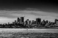photo prises dans le quartier Pointe-St-Charles à Montreal en 2016