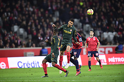 March 15, 2019 - Lille, France, FRANCE - CHADLI Nacer  (Credit Image: © Panoramic via ZUMA Press)