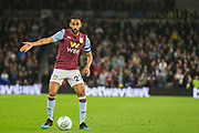 Ahmed Elmohamady (Capt) (Aston Villa) during the EFL Cup match between Brighton and Hove Albion and Aston Villa at the American Express Community Stadium, Brighton and Hove, England on 25 September 2019.