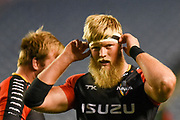 John-Charles Astle during the Guinness Pro 14 2018_19 match between Edinburgh Rugby and Southern Kings at BT Murrayfield Stadium, Edinburgh, Scotland on 5 January 2019.