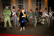 Prinses Beatrix bij start jubileumjaar Koninklijke Landmacht