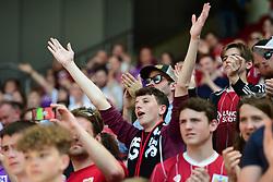 - Mandatory by-line: Alex James/JMP - 06/05/2018 - FOOTBALL - Ashton Gate Stadium - Bristol, England - Bristol City v Sheffield United - Sky Bet Championship