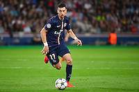 Javier PASTORE - 15.04.2015 - Paris Saint Germain / Barcelone - 1/4Finale Aller Champions League<br />