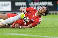 28-06-2016: Voetval: DESTO v FC Utrecht: Vleuten<br /> <br /> Mitchell van Rooijen van FC Utrecht<br /> <br /> Oefenduel in voorbereiding op Eredivisie - Seizoen 2016 / 2017 <br /> <br /> Foto: Gertjan Kooij
