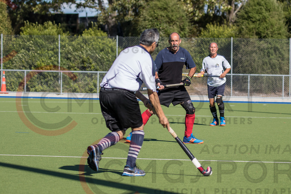 GOLDEN OLDIES FESTIVAL OF SPORT HOCKEY<br /> ALL STARS<br /> 20180416<br /> SARA COX<br /> Photo SARA COX CMG SPORT ACTION IMAGES<br /> &copy;cmgsport2018