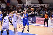 Pomezia, 17/05/2015<br /> Basket, Nazionale italiana Femminile <br /> Amichevole <br /> Italia - Gran Bretagna<br /> Nella foto: Martina Crippa<br /> Foto Ciamillo