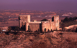 Hilltop Fortress, Spain