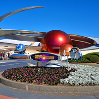 Mission: SPACE in Future World East at Epcot in Orlando, Florida<br /> Space cadets are thrilled by Mission: SPACE in Future World East. The attraction features real NASA equipment such as a Lunar Roving Vehicle, a space training lab plus a rocket ride to Mars inside a shuttle simulator. For your journey to the red planet, you can select to be on the Green Team for a calmer experience or the Orange Team where the intensity will turn your completion green.